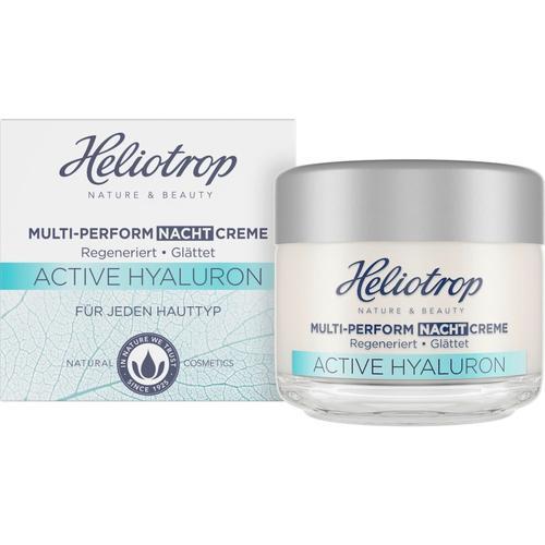 Heliotrop ACTIVE Nachtcreme 50ml
