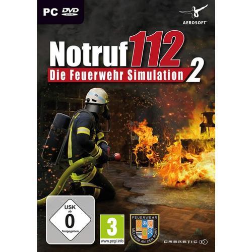 PC Notruf 112 - Die Feuerwehr Simulation 2