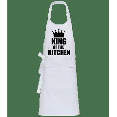 King Of The Kitchen - Profi Kochschürze