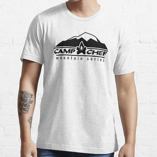 Camp Pellet Grill Rauchgrill Essential T-Shirt