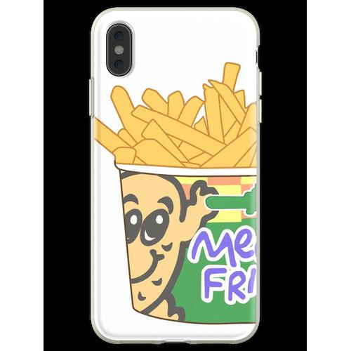 Kartoffelecke Mega Fries Flexible Hülle für iPhone XS Max