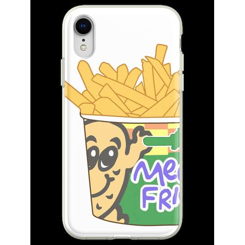 Kartoffelecke Mega Fries Flexible Hülle für iPhone XR