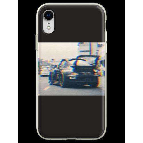 Porsche RWB Porsche Flexible Hülle für iPhone XR