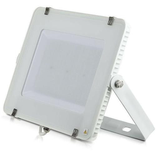 LED Flutlicht 200W PRO SLIM LED WEISS SAMSUNG   Farbtemperatur: Kühles Weiß 6400K - V-tac