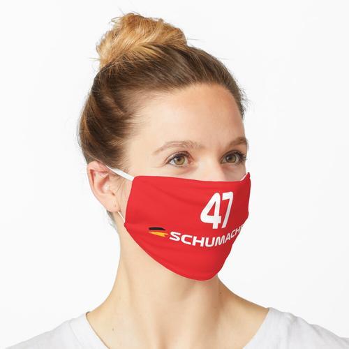 Mick Schumacher 47 Maske