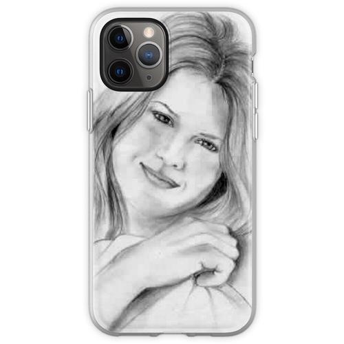 Anna Kournikova Flexible Hülle für iPhone 11 Pro