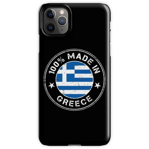 Griechenland griechisch Flagge Fahne iPhone 11 Pro Max Handyhülle