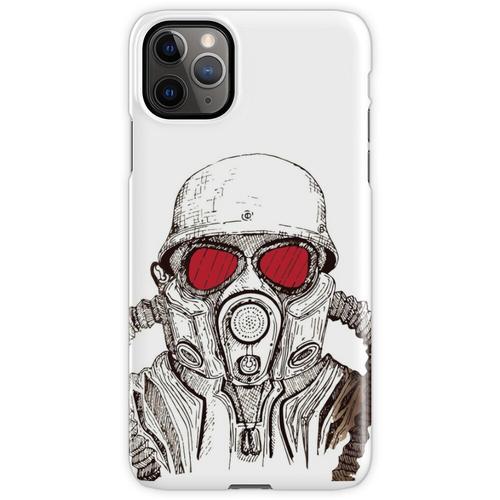 Gaspegel iPhone 11 Pro Max Handyhülle