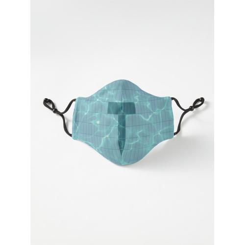 Schwimmbad Maske