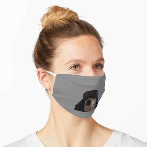 Kommunistischer Hund Maske