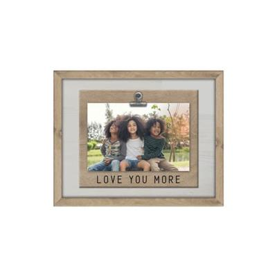 New View Brown Love You More Frame
