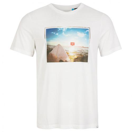O'Neill - LM Surfers View T-Shirt Gr M weiß