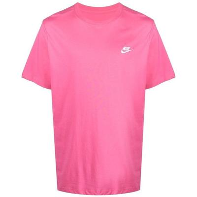 Sportswear Club T-shirt - Pink - Nike T-Shirts