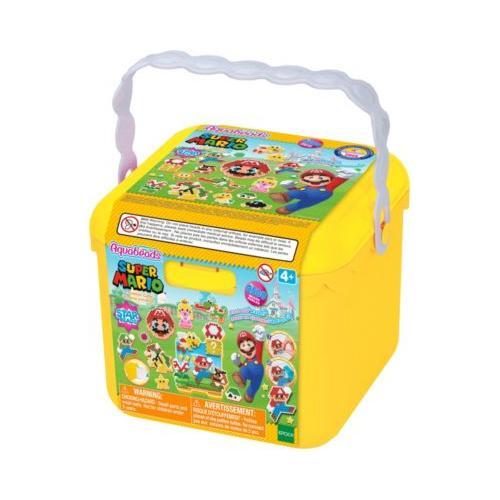 Aquabeads Kreativ Würfel - Super Mario bunt