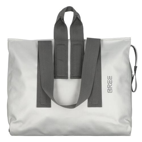 Bree Pnch 736 Handtasche 44 cm chrome