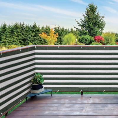 Deck/Fence Privacy Screen by BrylaneHome in Green