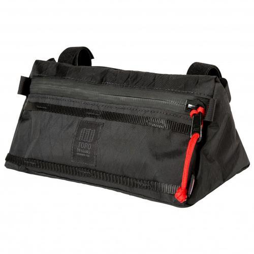 Topo Designs - Bike Bag - Fahrradtasche Gr 5,5 l schwarz