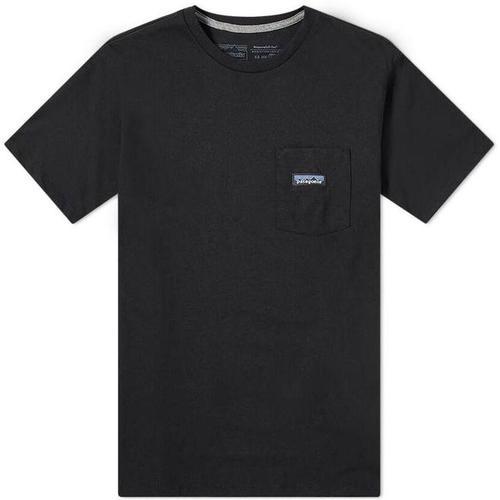 Patagonia T Shirt MS P6 Pocket