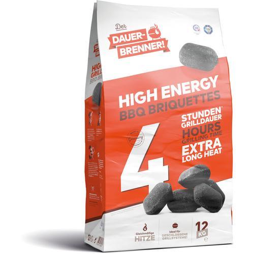 Dauerbrenner High Energy Grillbriketts (12kg)