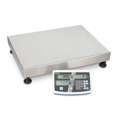 KERN Plattformwaage 0,001 kg: 0,002 kg : 75 kg: 150 kg IFS 100K-3L