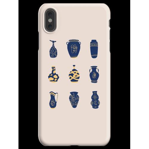 Satz antiker Vasen iPhone XS Max Handyhülle