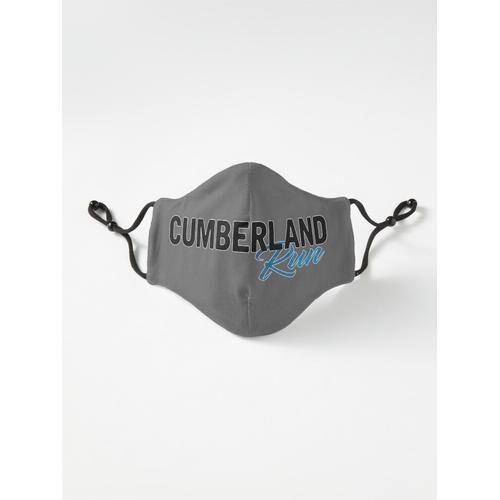 Cumberland Run Logo Maske