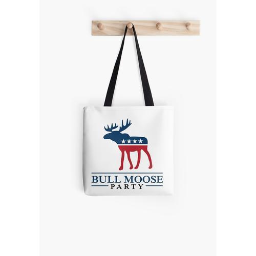 Bull Moose Transparent Tasche