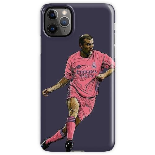 Zidane mit Madrid-Trikot 2020-2021 iPhone 11 Pro Max Handyhülle