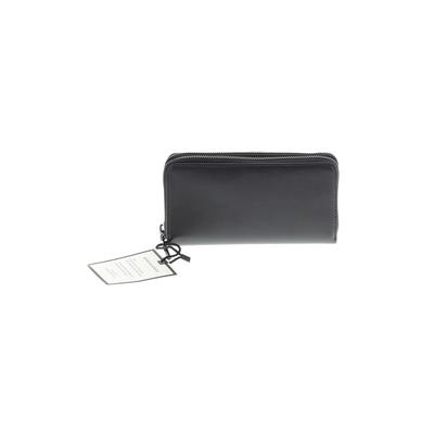 Assorted Brands - Assorted Brands Wallet: Black Solid Bags