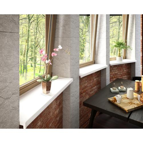 Baukulit VOX Fensterbank, LxT: 200x30 cm, weiß Fensterbank Fenster Bauen Renovieren