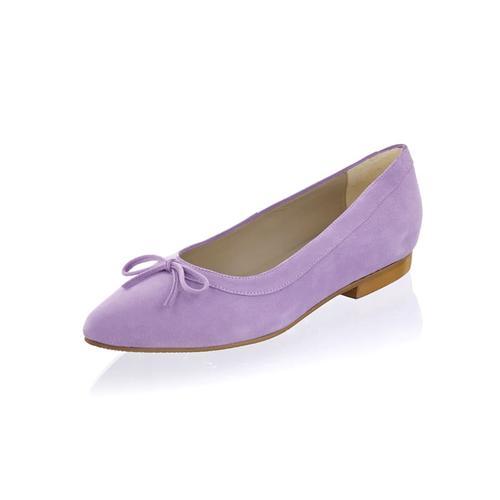 Alba Moda, Ballerina in pastelliger Farbe, lila