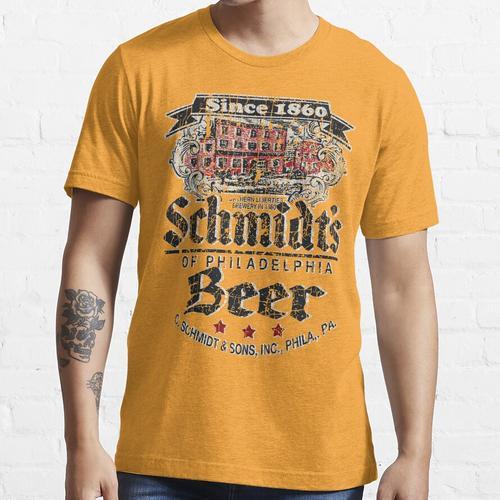 SCHMIDTS PHILADELPHIA BIER 1860 WEINLESE Essential T-Shirt