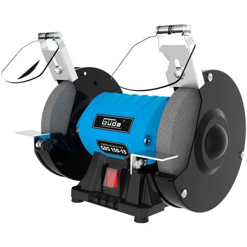 Güde Doppelschleifer GDS 150-15 blau Schleifer Werkzeug Maschinen