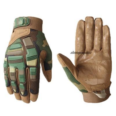 Plein air dur Knuckle gants tact...