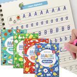 Cahier réutilisable pour enfants...