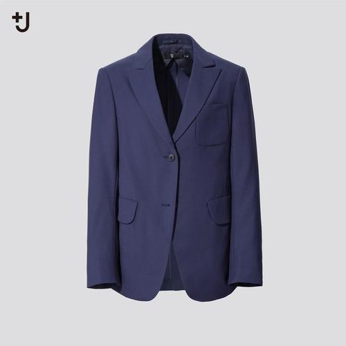 Uniqlo +J Blazer aus 100% Wolle