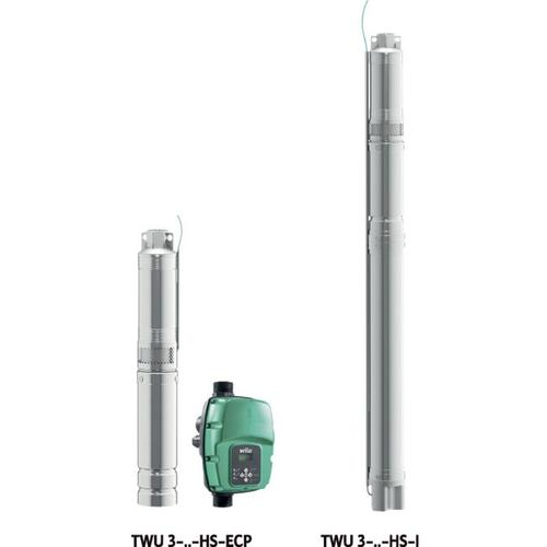 Wilo Unterwassermotor-Pumpe Sub TWU 3.02-06-HS-ECP-B, Rp 1?, 0.9kW