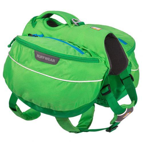 Ruffwear - Approach Pack - Hundegeschirr Gr S grün
