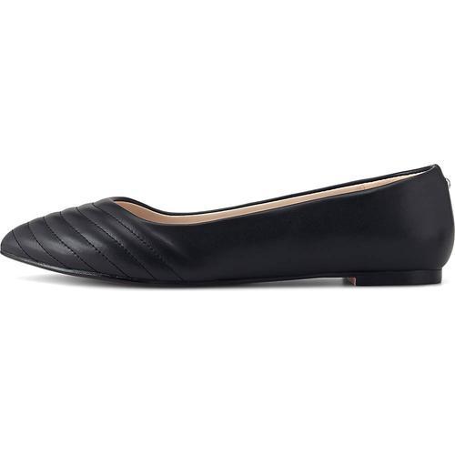 Buffalo, Ballerina Roberta in schwarz, Ballerinas für Damen Gr. 38