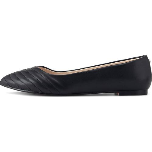 Buffalo, Ballerina Roberta in schwarz, Ballerinas für Damen Gr. 39