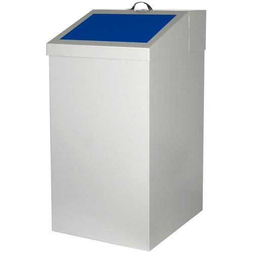 Szagato Mülleimer, 45 l blau Küche Ordnung Mülleimer