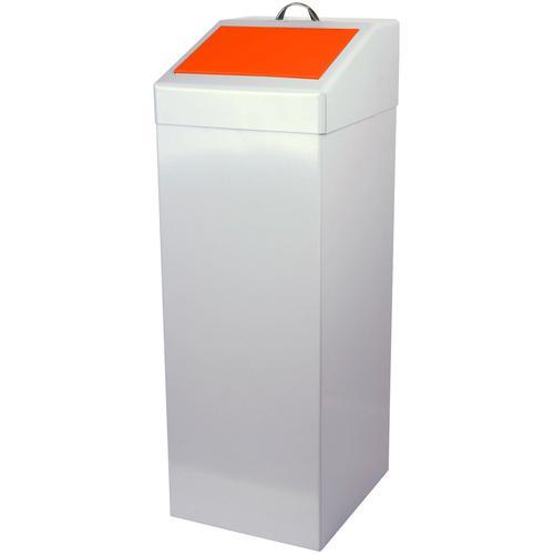 Szagato Mülleimer, 75 l orange Küche Ordnung Mülleimer