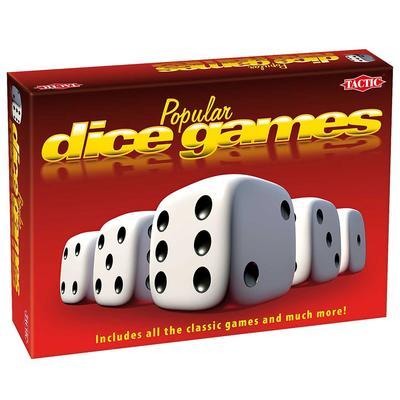 Tactic Games - Popular Dice Games Set