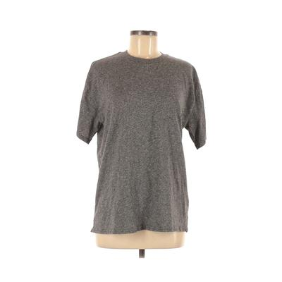 PacSun Short Sleeve T-Shirt: Gray Tops - Size Small