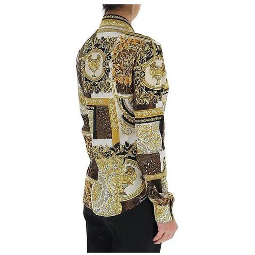Versace Bedrucktes Hemd