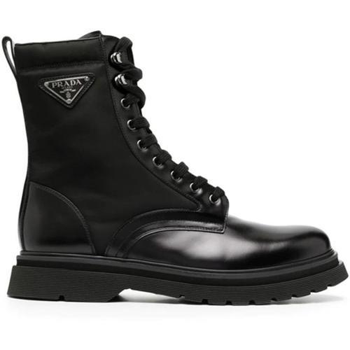 Prada Laced Boots