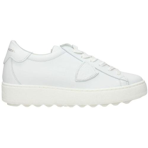 Blauer Sneakers madeleine