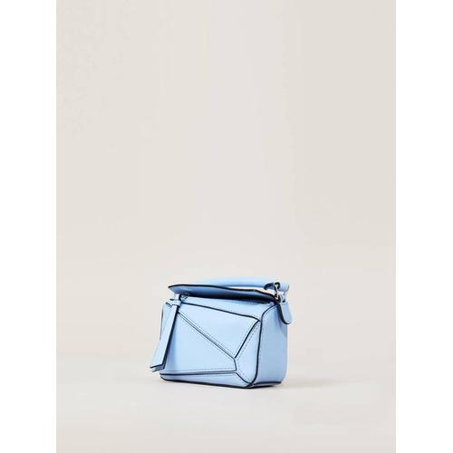Loewe Handtasche 'Puzzle Nano Bag' Blau