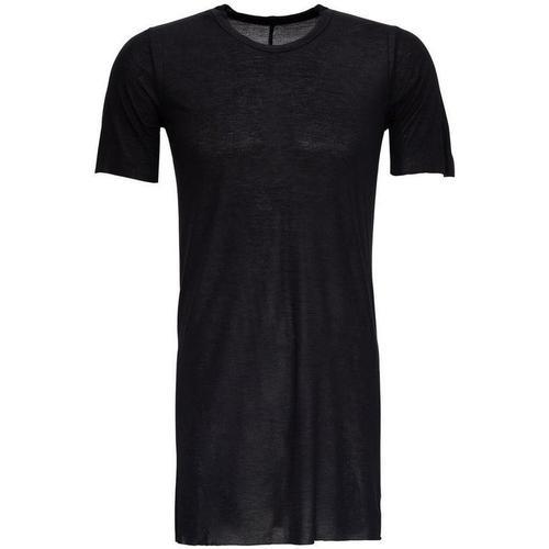 Rick Owens Viscose Blend T-Shirt