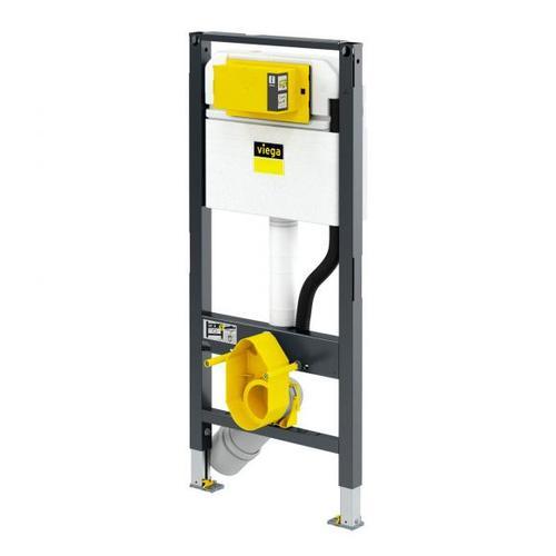 Viega Prevista Dry Wand-WC-Montageelement, H: 112 cm 771980
